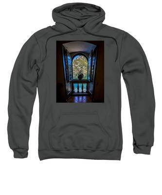 Window To The Lake Sweatshirt