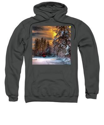 Winter Sun Sweatshirt
