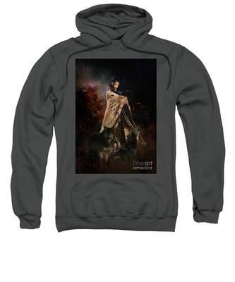 Wolf Song Sweatshirt