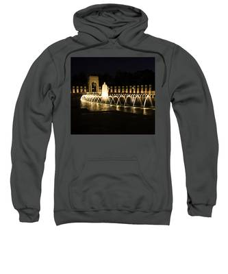 World War Memorial Sweatshirt