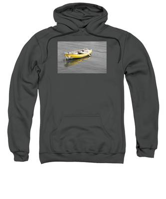 Yellow Boat Sweatshirt