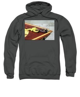 Yellow Line Sweatshirt