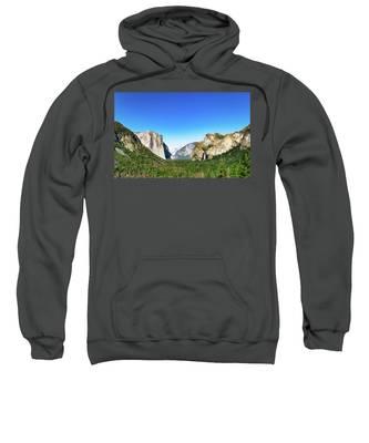 Yosemite Valley- Sweatshirt