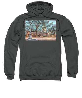 Saint Annes Circle With Fountain Sweatshirt