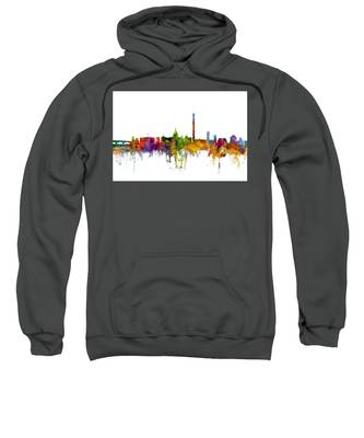 Washington Dc Skyline Sweatshirt