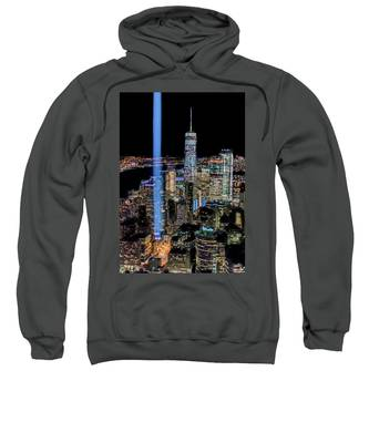 911 Lights Sweatshirt