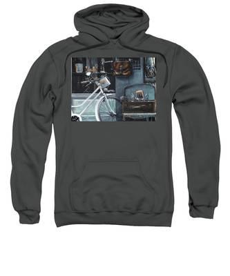 Bagging A Bargain Sweatshirt