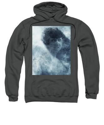 Beauty In The Snow Sweatshirt