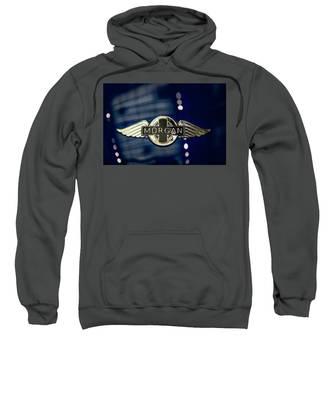 Classic Morgan Name Plate Sweatshirt