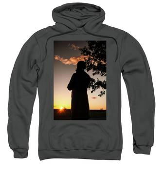 Corby At Sunset Sweatshirt