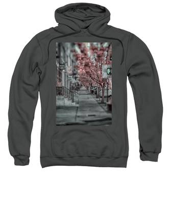 Empty Sidewalk Sweatshirt