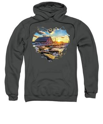 Pier Hooded Sweatshirts T-Shirts