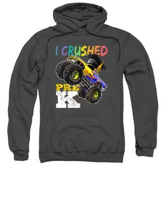 Pre-k Hooded Sweatshirts T-Shirts