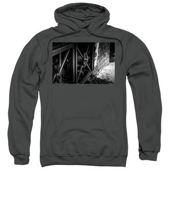 Iron Gate In Bw Sweatshirt