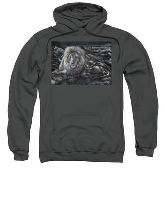 Lion In The Shade Sweatshirt