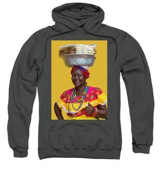 Los Palenques De Cartagena De Indias Sweatshirt