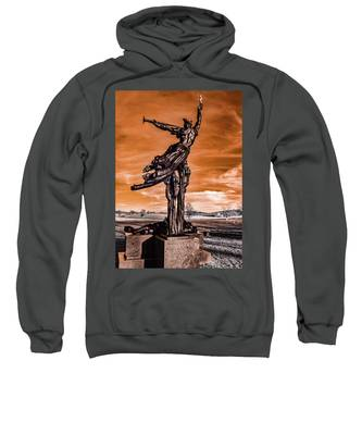 Louisiana Monument Sweatshirt