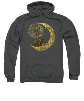 Celestial Hooded Sweatshirts T-Shirts