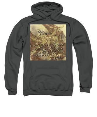 Nature's Heart Sweatshirt