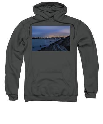 Night Pier- Sweatshirt