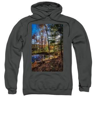 October Late Afternoon Sweatshirt
