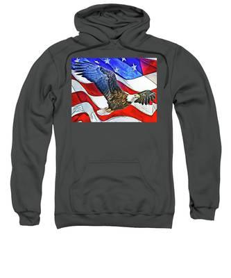 Patriotism Sweatshirt