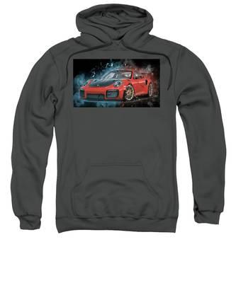 Porsche 911 Gt2 Sweatshirt