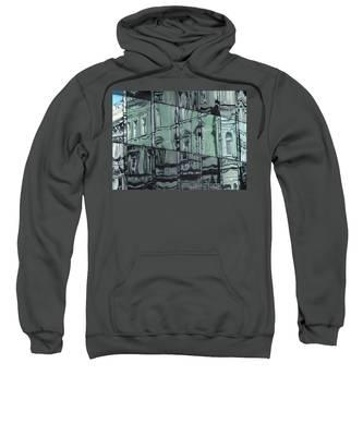 A Reflection On Modern Architecture Sweatshirt