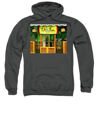 Roadside Watering Hole Sweatshirt