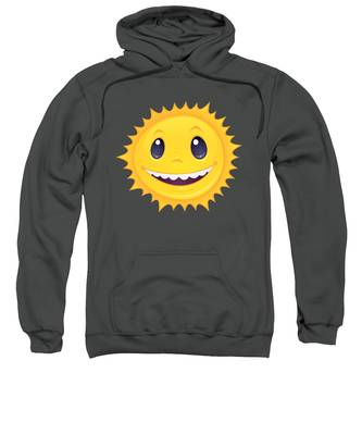 Face Hooded Sweatshirts T-Shirts