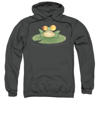 Pond Hooded Sweatshirts T-Shirts