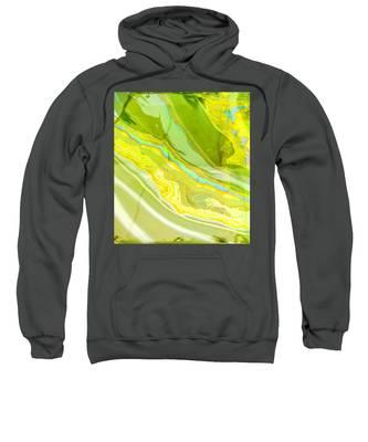 The Sheen From The Arizona Sweatshirt