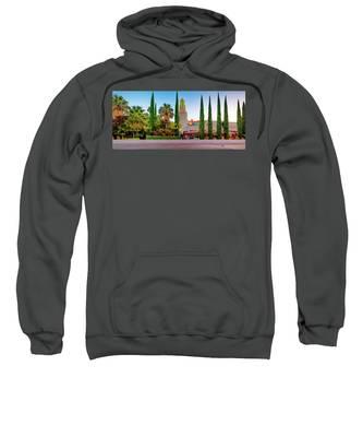 Tower Cafe Dusk- Sweatshirt