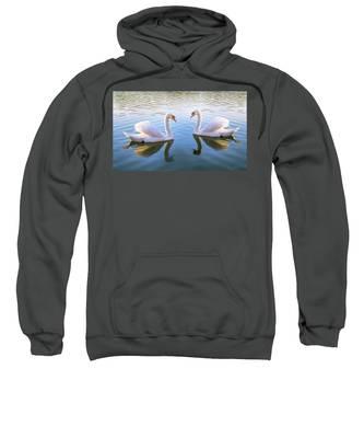 Two Of Them Sweatshirt