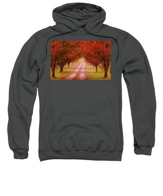 Way To The Farm Sweatshirt