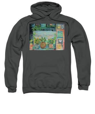 Window Box Sweatshirt