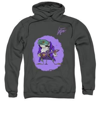 Funky Hooded Sweatshirts T-Shirts