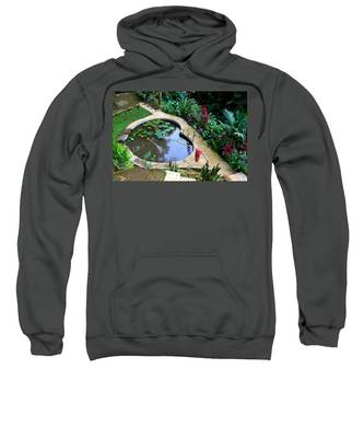 Jungle Hooded Sweatshirts T-Shirts