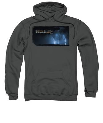 Thunderstorms Hooded Sweatshirts T-Shirts
