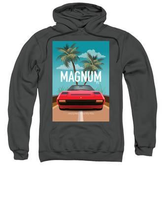 Oahu Hooded Sweatshirts T-Shirts