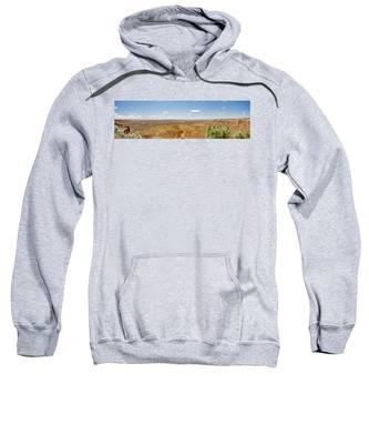 Twelve Hundred Feet Up Sweatshirt