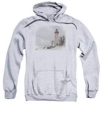 Marblehead Lighthouse Lake Erie Sweatshirt