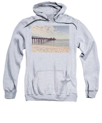 An Early Morning - Naples Pier Sweatshirt