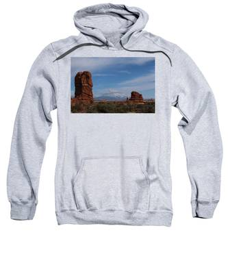 Arches National Monument Sweatshirt