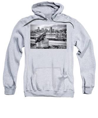 Baltimore Inner Harbor Skyline Sweatshirt