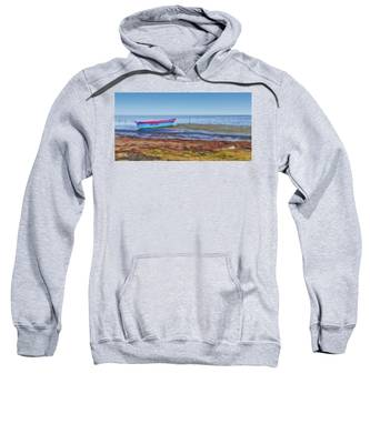 Boat At The Pond Sweatshirt