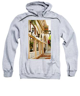 Brown Bros Building Sweatshirt
