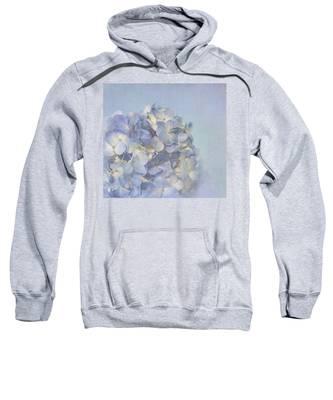 Charming Blue Sweatshirt