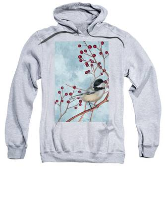 Chickadee I Sweatshirt