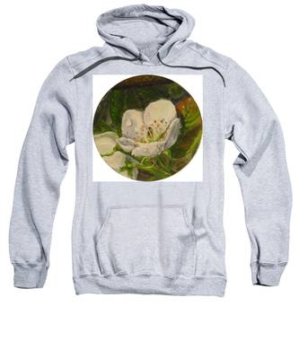 Dew Of Pear's Blooms Sweatshirt